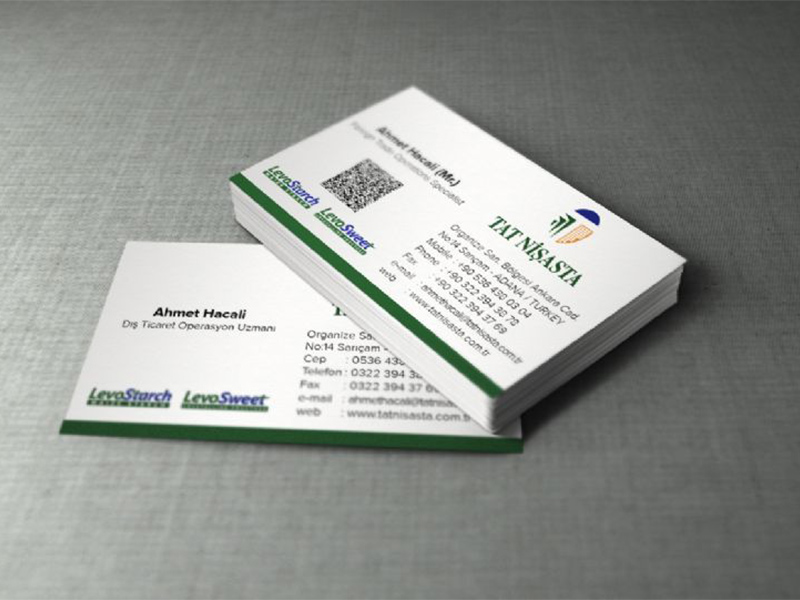 Corporate identity / Custom Business Cards Design and print services